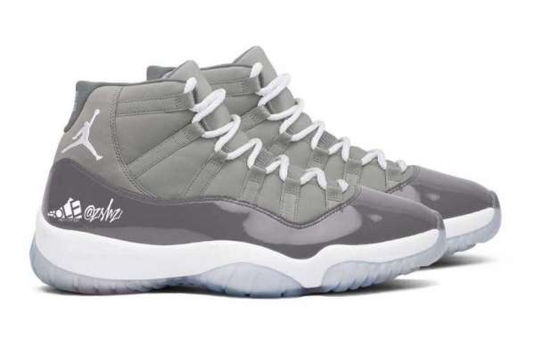 "When Will CT8012-005 Air Jordan 11 ""Cool Grey"" Be Released ?"