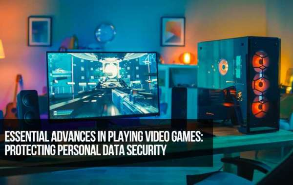 Essential advances in playing video games: protecting personal data security